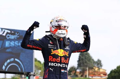 Imola GP: Verstappen victorious, Hamilton recovers to P2 in wet/dry thriller