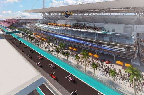 F1 announces Miami GP will debut in 2022 on 10-year deal