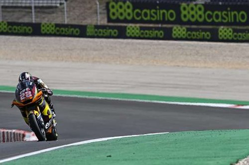 Moto2: Lowes denies Gardner by just 0.023 as the duel rolls on