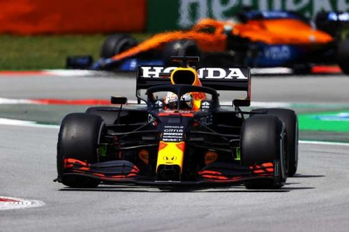 Red Bull still 'quite competitive' despite Practice 2 result - Verstappen