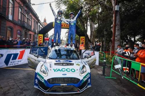 Rally Islas Canarias: Fourmaux takes win, Lukyanuk wins ERC Title