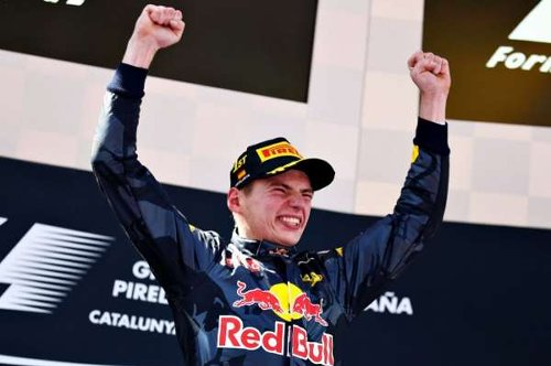 Verstappen recalls first F1 win in Spain ahead of 100th race for Red Bull
