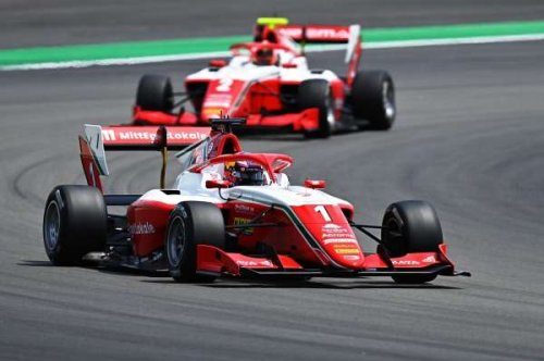 Hauger beats Doohan to first F3 pole in Barcelona