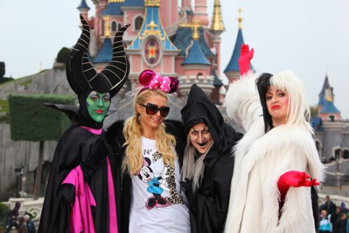 Paris Hilton Reveals What Disney Characters She Wants to Host a Dinner Party For