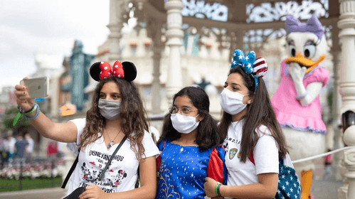 Disney Park Makes Major Change to Its Face Mask Policy
