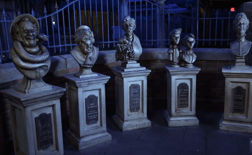 Guests Solve Murder at Disney's Haunted Mansion
