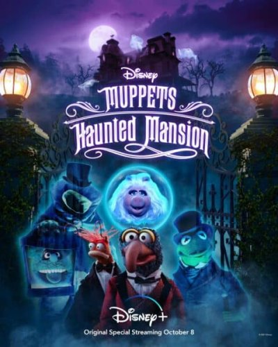 Daughter Of Original Madame Leota to Appear in 'Muppets Haunted Mansion'