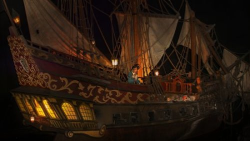 Pirates of the Caribbean to Receive Construction Work Soon