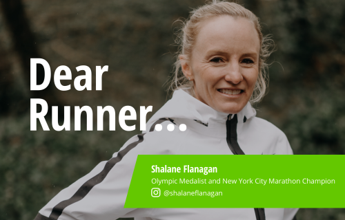 Chasing Your Big, Wild, Audacious Goals: A Letter from Olympian Shalane Flanagan
