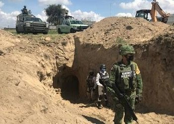 The Impressive Tunnelling Skills of Mexico's Gas Thieves