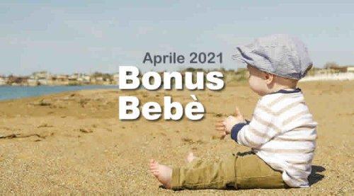 Calendario pagamento Bonus Bebè Aprile 2021 – Date pagamenti Inps