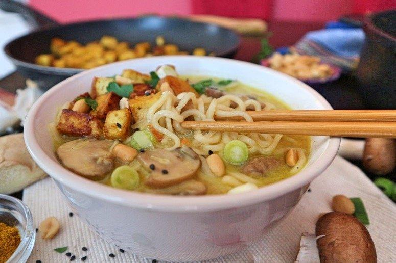 Suppen – vegetarisch & vegan - cover
