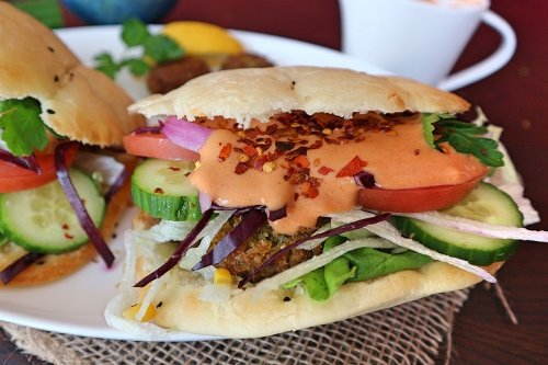 Döner selber machen – veganes Rezept für Kebab (Kebap)