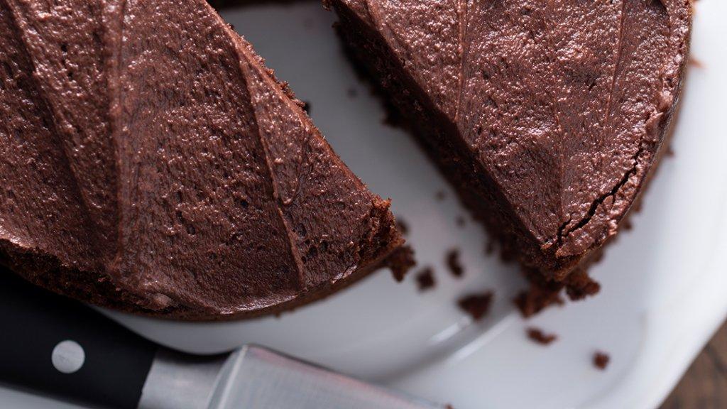 Fudgy Chocolate Cake – Instant Pot Recipes