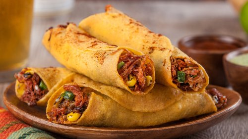 Best Beef Taquitos for the Instant Pot Duo Crisp or Air Fryer Lid | Official – Instant Pot Recipes