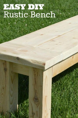 18 Free Garden Bench Plans for Your Outdoor Paradise