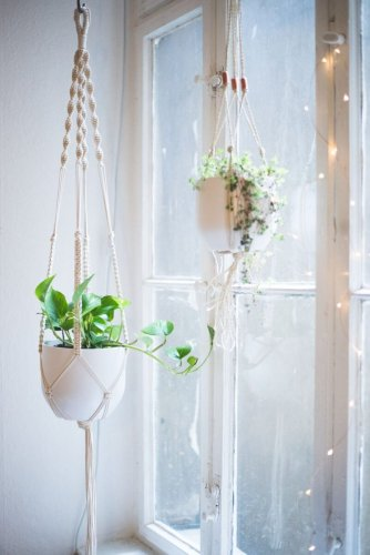 20+ DIY Indoor Hanging Planters to Refresh Your Home