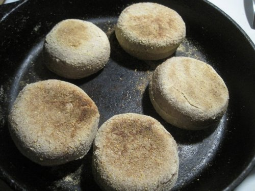Make Your Own Delicious Sourdough English Muffins