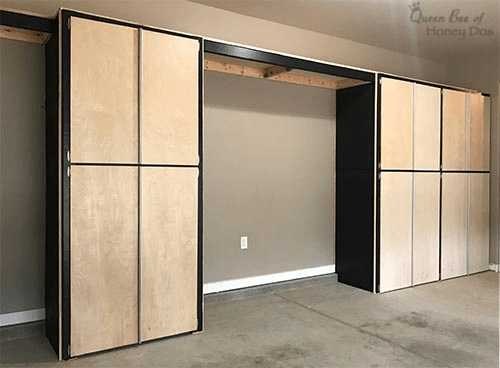 15 Creative DIY Garage Plans And Ideas