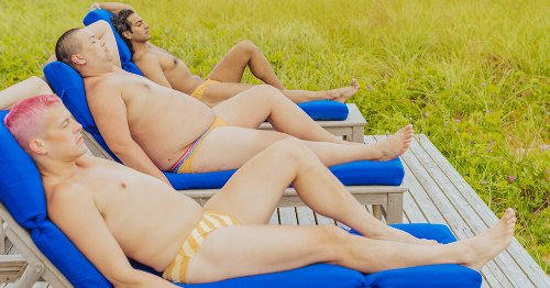 Chris Turk Swimwear Designs For Real Bodies, Not Model Bodies