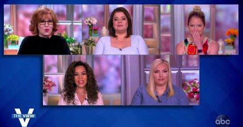 Joy Behar: 'Scratch it Make Believe I Never Said It' About Nassib Joke
