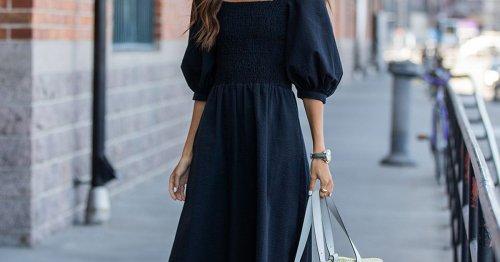 Modetrend: Dieses zeitlose Kleid schmeichelt jeder Figur - & ist grad im Sale