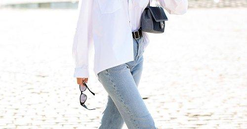 Modetrend für den Herbst: Diese Jeans macht schlank und lange Beine
