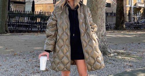 Modetrend: Die aktuelle Lieblingsjacke der Influencer*innen gibt es jetzt bei H&M