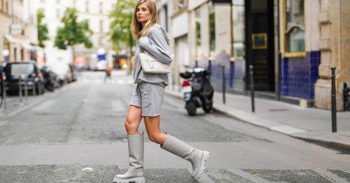 InfluencerInnen flippen jetzt voll auf diese Stiefel aus - wir haben den passenden Modetrend bei H&M gefunden