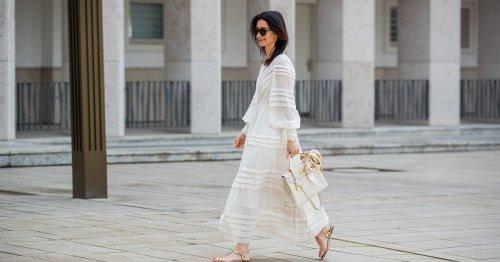 Diese Kaftankleider von H&M sind der schönste Spätsommer-Modetrend