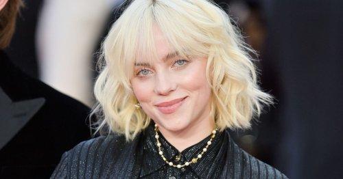 Frisuren-Trend: Sängerin Billie Eilish trägt jetzt die ikonische Bob-Frisur von Prinzessin Diana