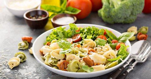 Einfach & lecker: Das Blitz-Rezept für den besten Tortellini-Salat