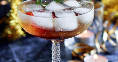 Mega angesagt: 5 Sekt-Cocktails für die perfekte Silvester Party