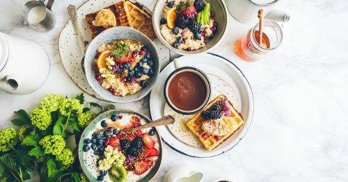 Protein Frühstück: Mit diesem Ernährungs-Hack nimmst du ohne Diät ab