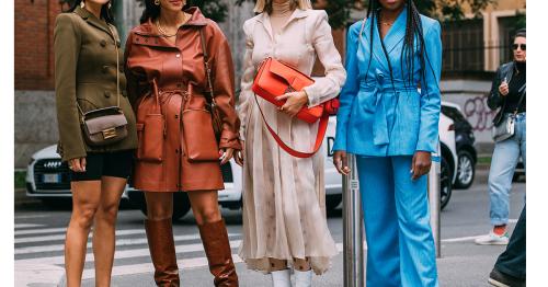 Modetrends für den Herbst: Das sind die neuen Power-Farben, die wir jetzt tragen wollen