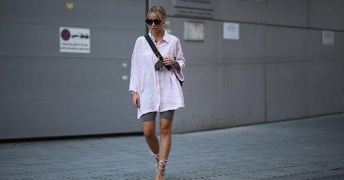 Diese Shorts sind wie gemacht für den Sommer – du bekommst den Trend bei H&M