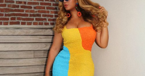 Kleider-Trend: Beyoncé macht das Popcorn Dress wieder hip