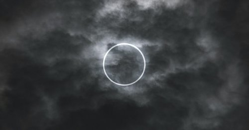 Horoskop: Für diese 3 Sternzeichen bedeutet die ringförmige Sonnenfinsternis eine große Veränderung