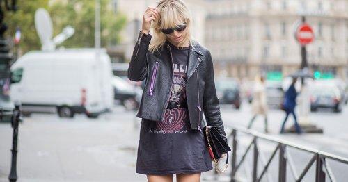 Bequem und super trendy: So tragen wir jetzt T-Shirt-Kleider