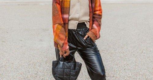 Die Shacket ist auch 2021 die coolste Übergangsjacke – die Influencer*innen lieben diesen Modetrend