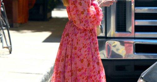 Olivia Palermo zeigt: Dieses Kleid macht eine Wahnsinns-Figur und steht jedem