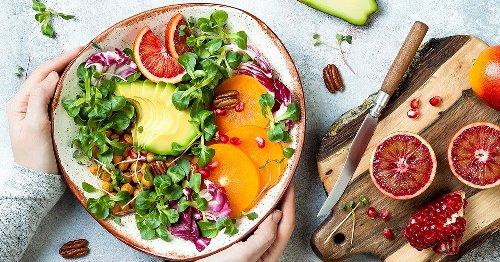 Ernährung: Eine Fasten-Expertin zeigt die richtigen Lebensmittel für ein positives Mindset