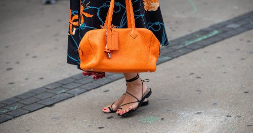 Strappy Sandals: Jetzt gibt es den Schuh-Trend auch für alle, die keine Heels mögen