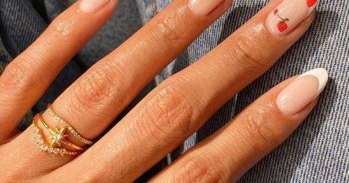 Statt French Nails: Die American Manicure ist der It-Nagel-Trend im Herbst