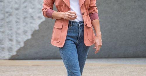 Alternative zur Skinny-Jeans: In diesem Jeans-Trend haben wir Herzogin Kate noch nie gesehen