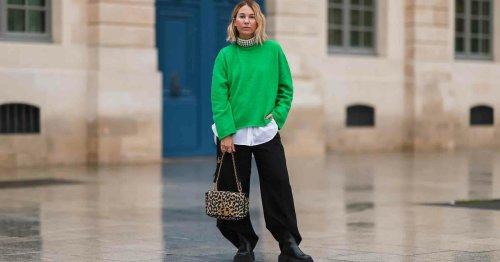 Weite Hosen sind Modetrend! Doch welche Schuhe dazu tragen? 5 Ideen