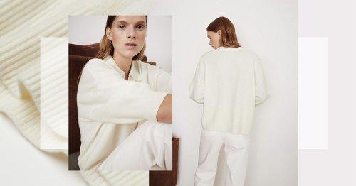 Wetten, diesen Pullover von H&M willst du im Herbst 2021 nicht mehr ausziehen?!