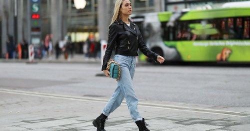 Modetrend im Frühling: Lederjacken müssen jetzt so aussehen, um angesagt zu sein