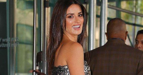¿Es este el look más impresionante de Penélope Cruz?