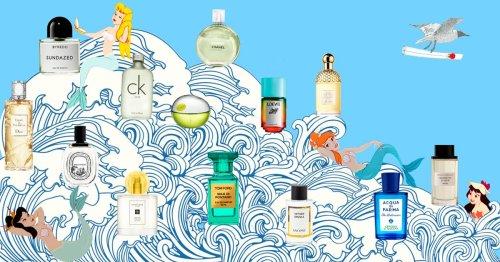Los 15 perfumes y colonias con olor a verano (que querrás usar todos los días)